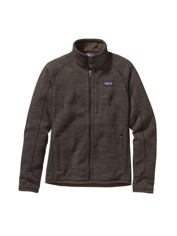 Patagonia Mens Dark Walnut Better Sweater Fleece Jacket