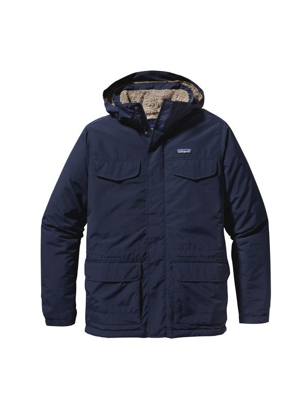 Patagonia Isthmus Parka : Navy Blue