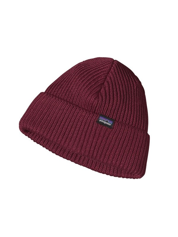 Patagonia Fisherman's Rolled Beanie-Oxide Red (OXDR)