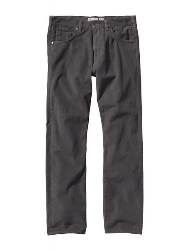 Patagonia Men's Straight Fit Cords : Forge Grey