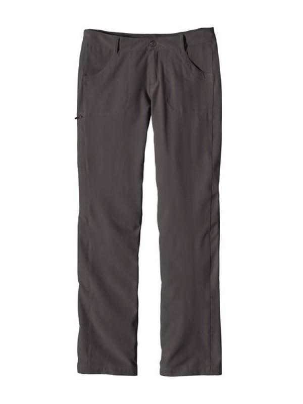 Patagonia Happy Hike Pants : Forge Grey