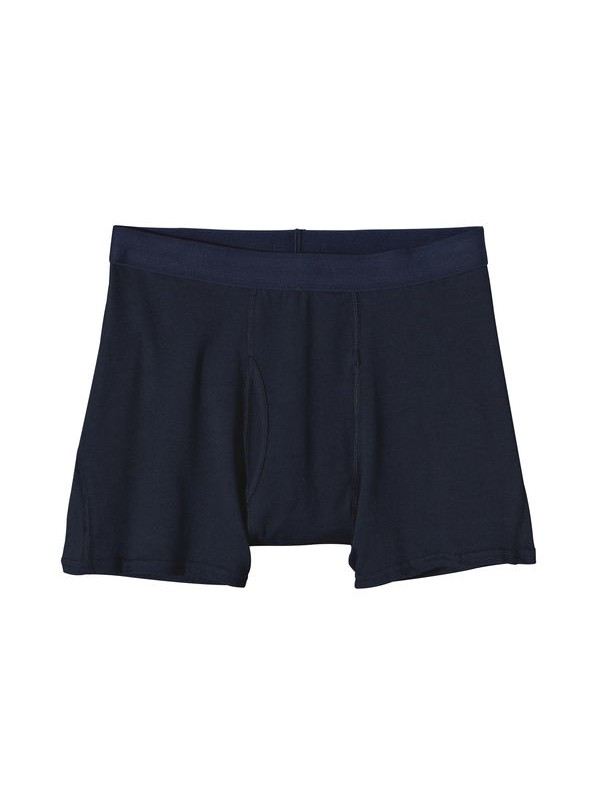 Patagonia Navy Blue Everyday Boxer Briefs