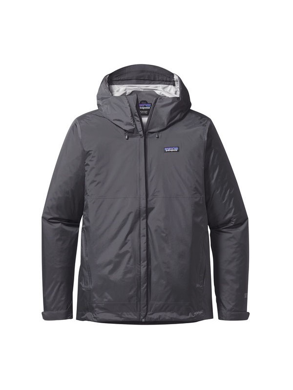Patagonia Mens  Torrentshell Jacket : Forge Grey