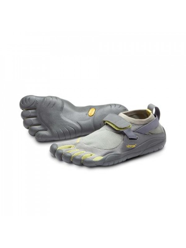 Vibram Womens KSO Original : Taupe/Palm/Grey