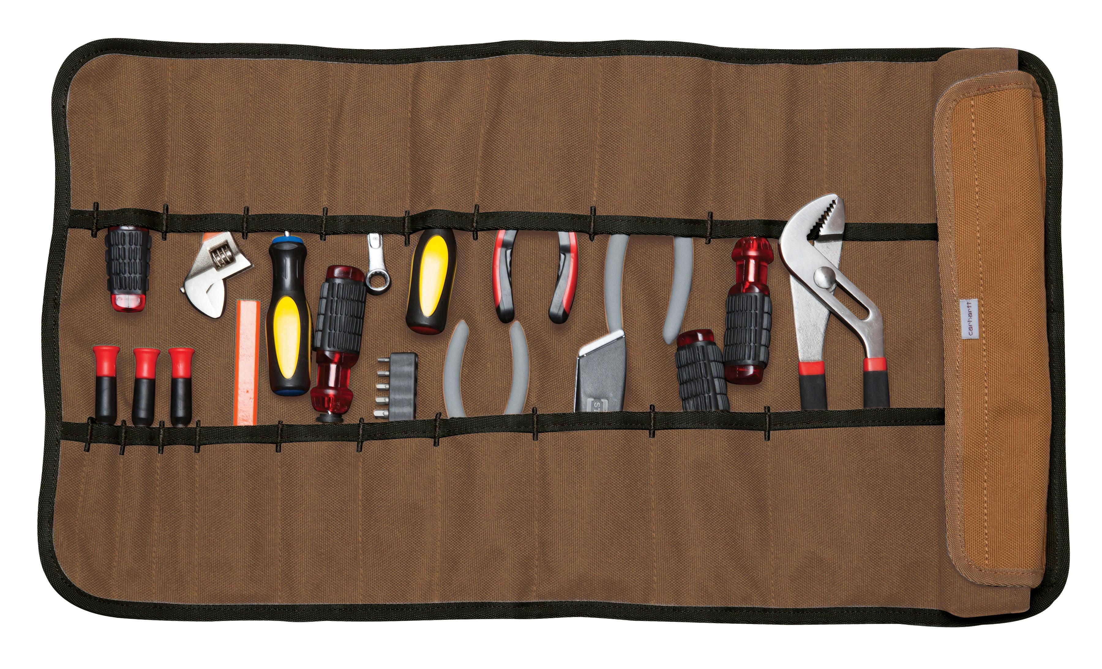 Carhartt Legacy Tool Roll-Carhartt Brown