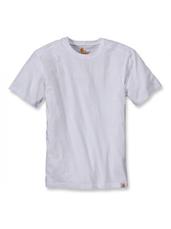 Carhartt Maddock T-Shirt : White