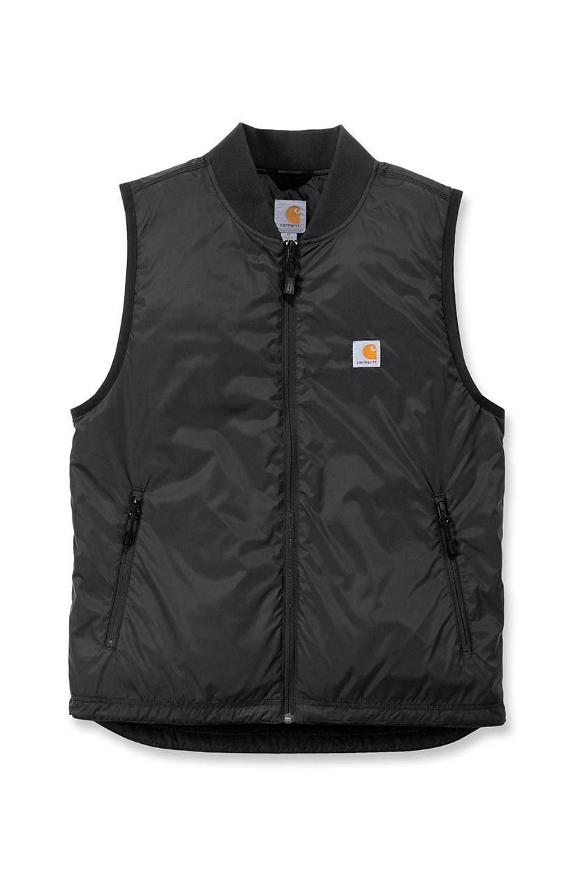 Carhartt Insulated Shop Vest : Black