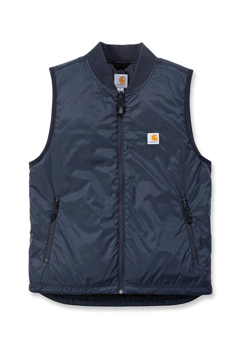 Carhartt Insulated Shop Vest : Navy