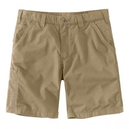 Carhartt Stretch Ripstop Shorts : Shadow