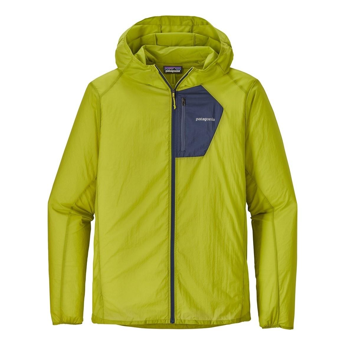 Patagonia Men's Houdini Jacket: Light Gecko green
