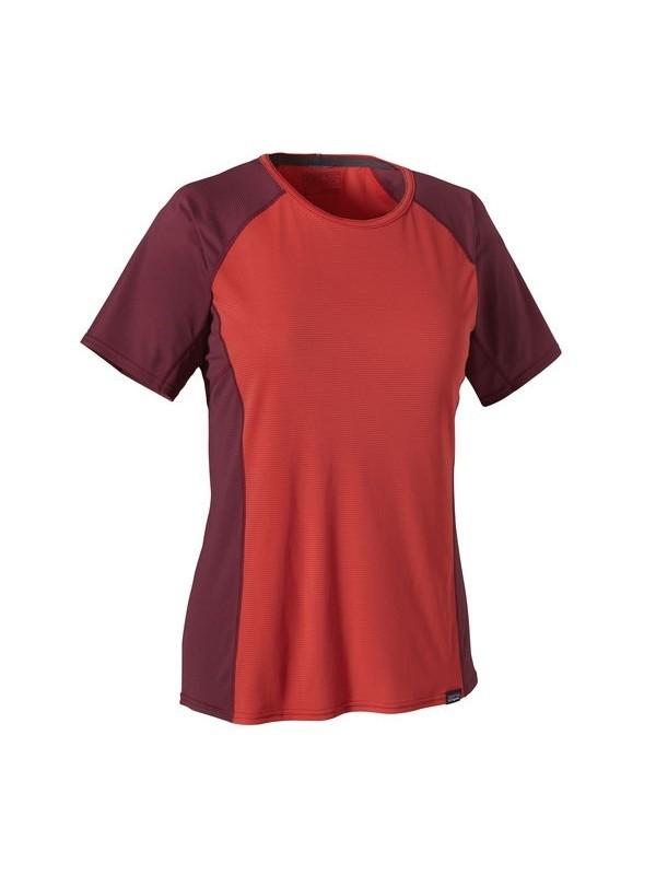 Patagonia Women's Capilene® Lightweight T-Shirt : Sumac Red