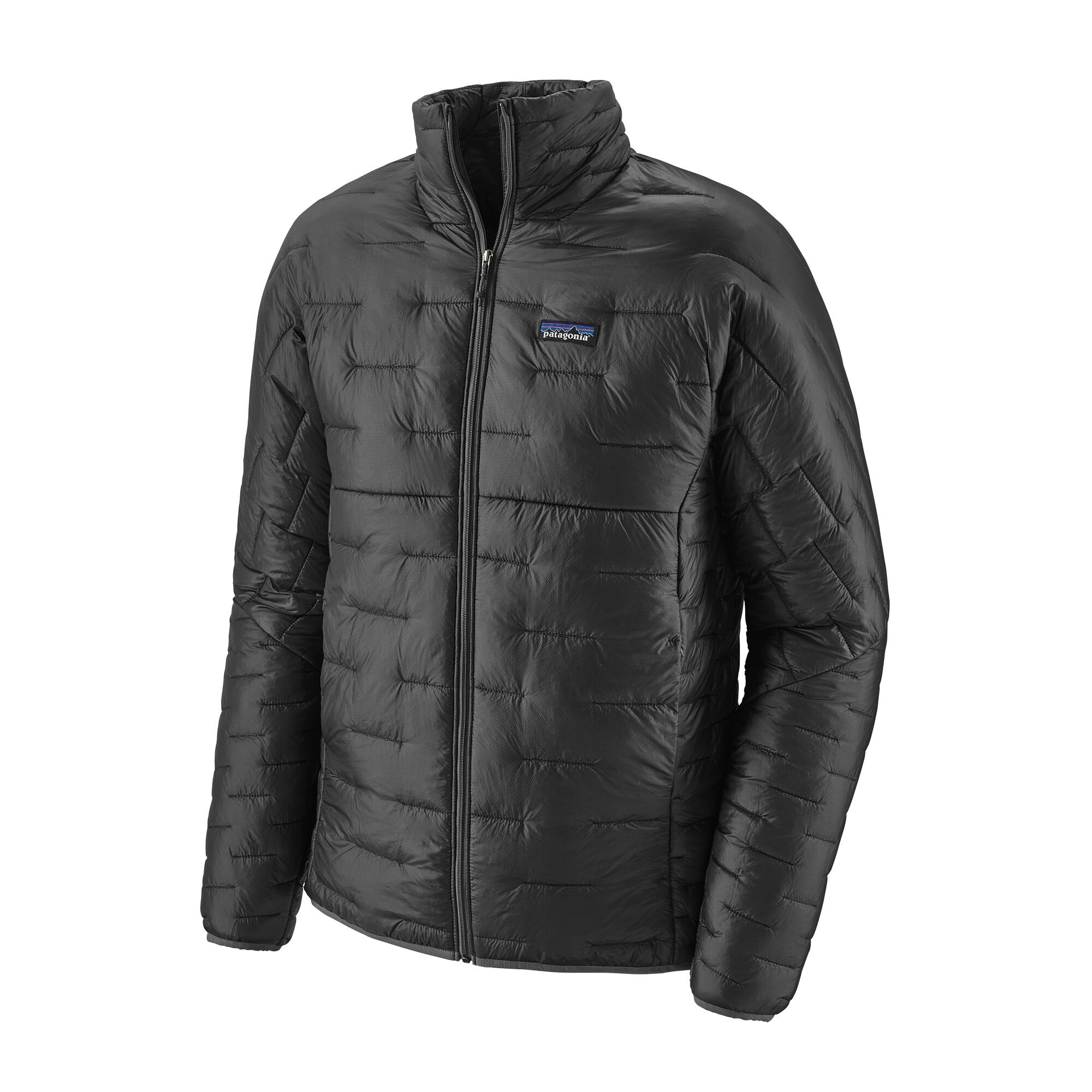 Patagonia Men's Micro Puff Jacket : Forge Grey