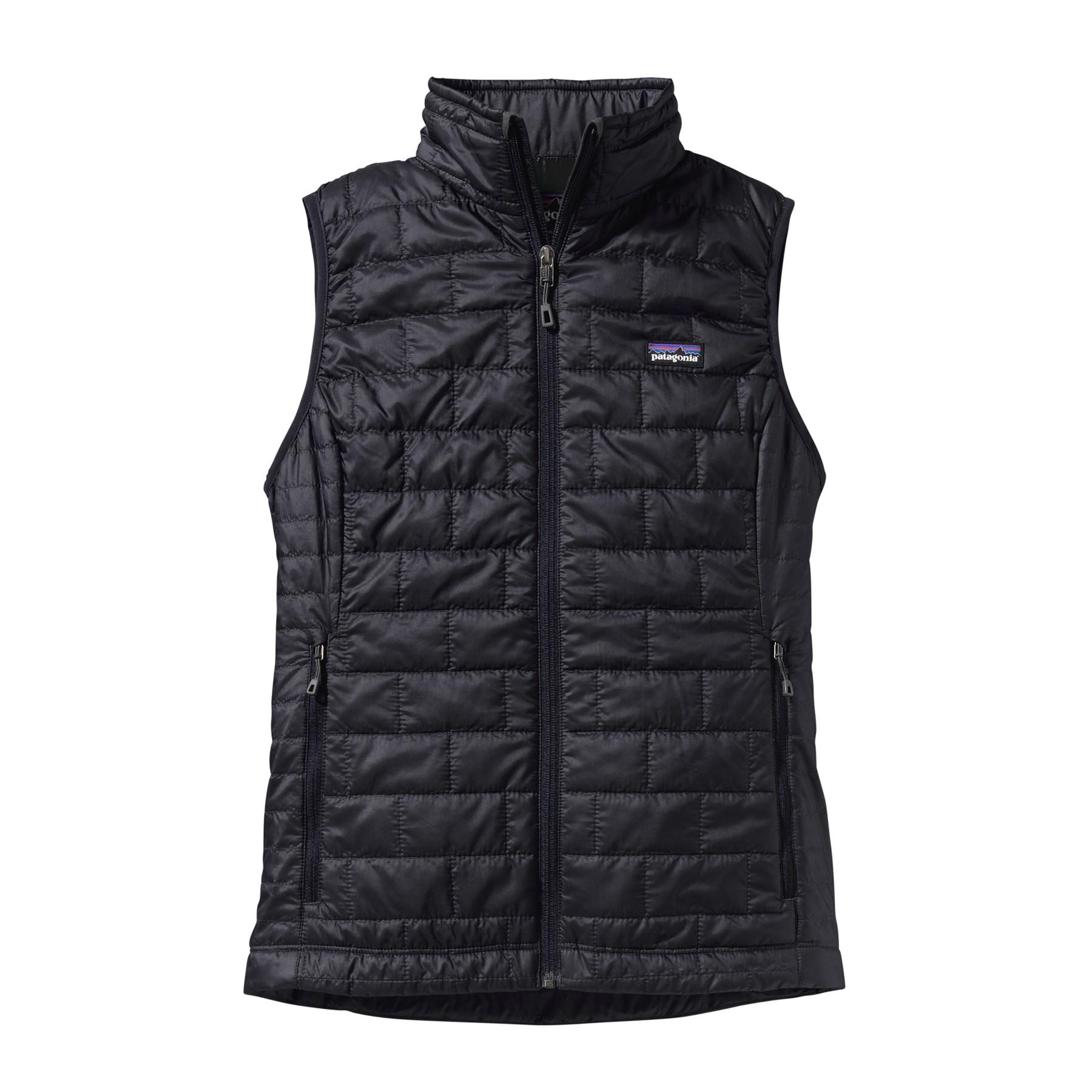 Patagonia W's Nano Puff Vest : Black