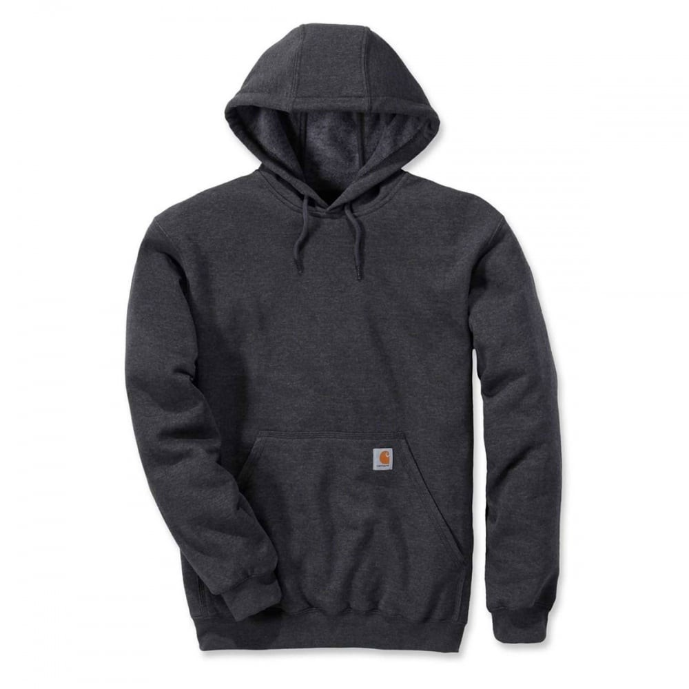 Carhartt Midweight Hooded Sweatshirt : Carbon Heather