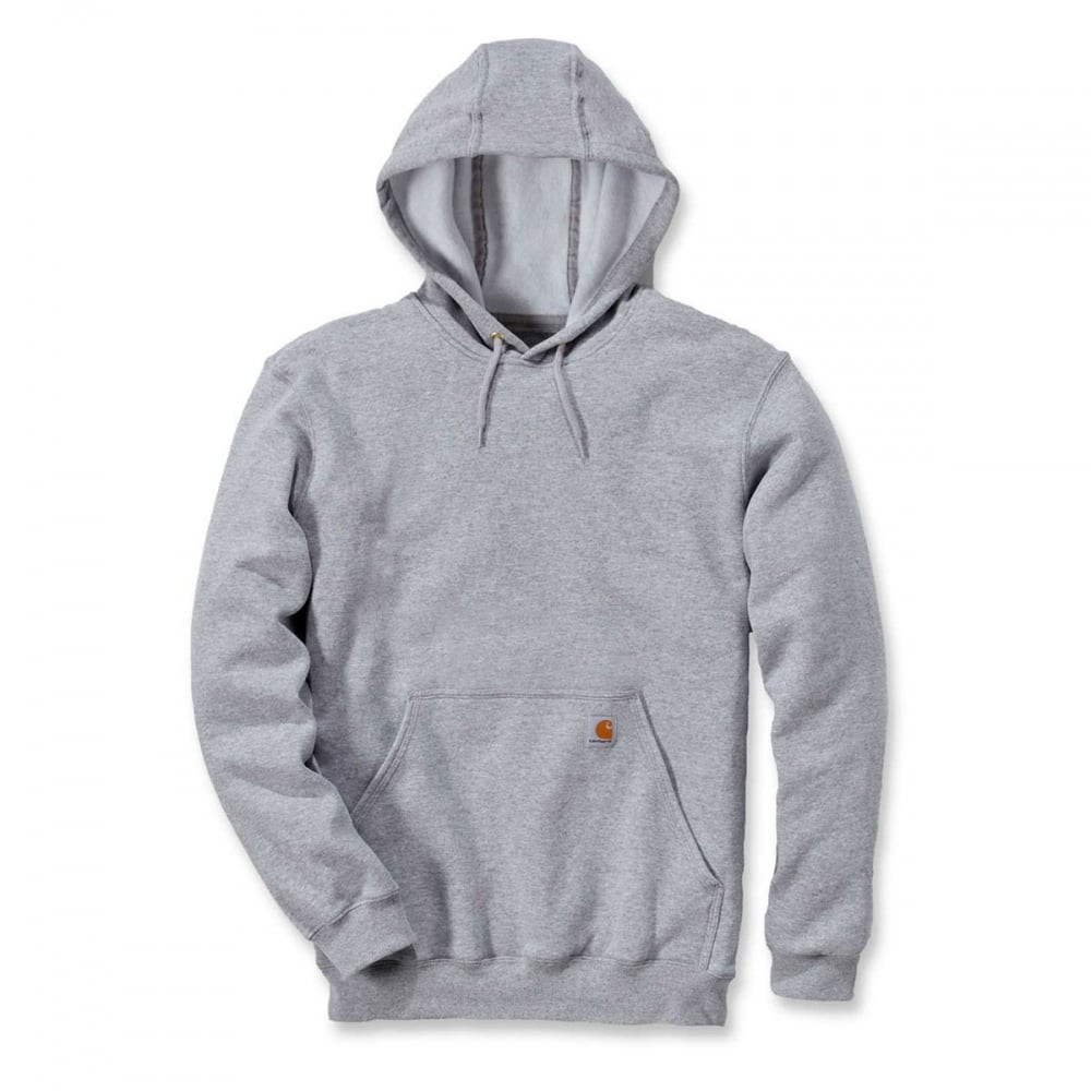 Carhartt Midweight Hooded Sweatshirt : Heather Grey