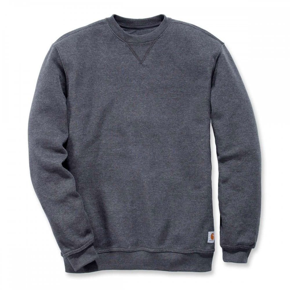 Carhartt Midweight Crewneck Sweatshirt : Carbon Heather