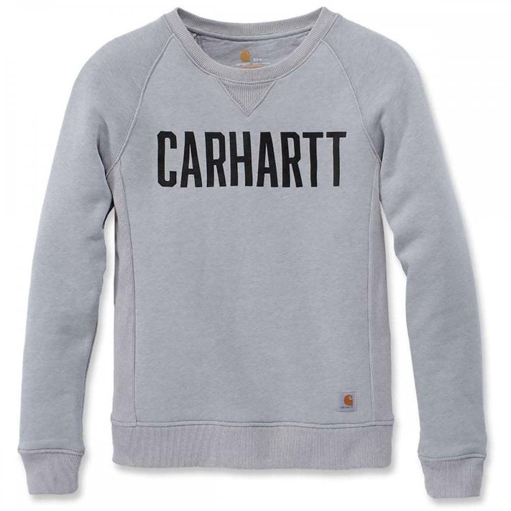 Carhartt  Graphic Crewneck Sweatshirt : Asphalt Heather