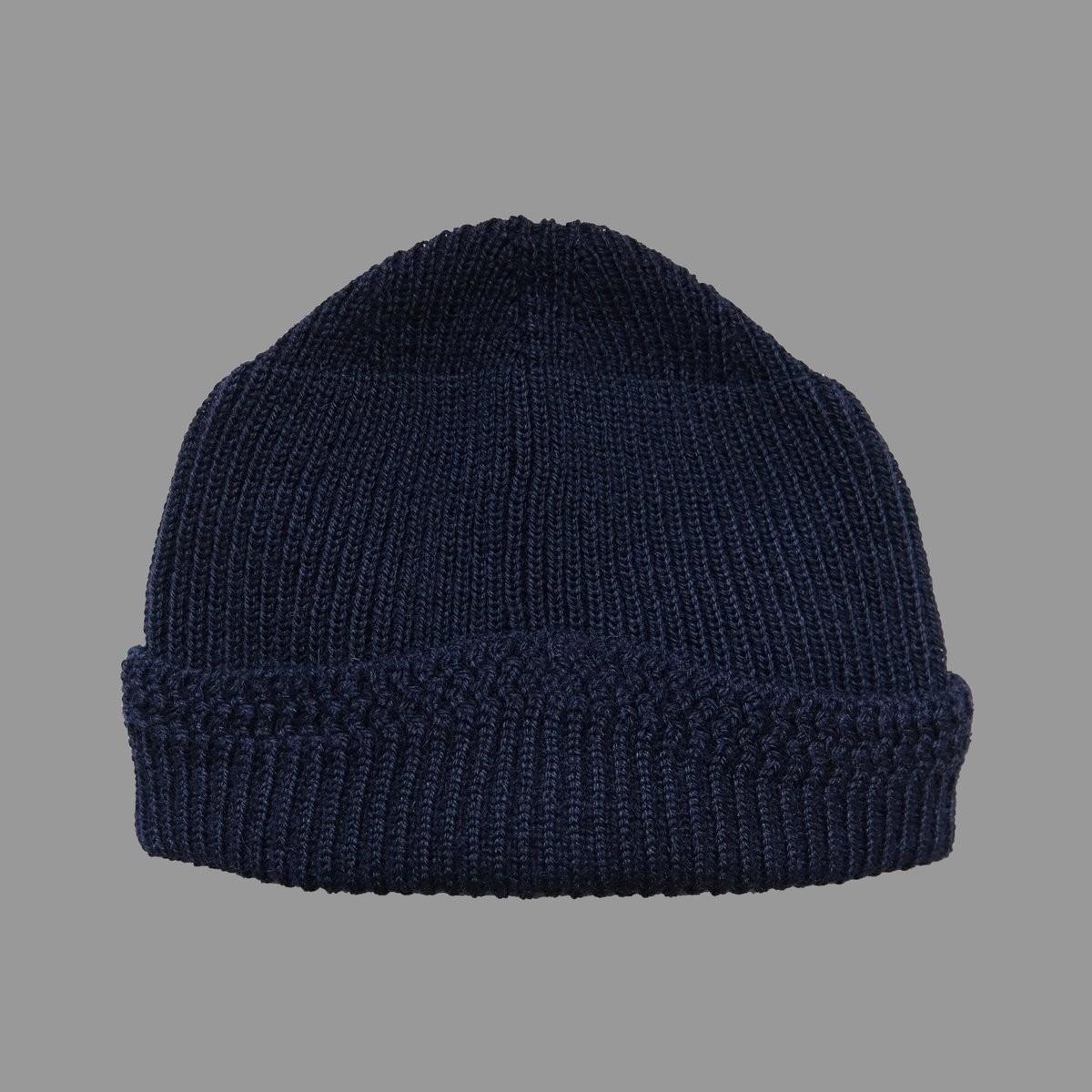 NSC DECK HAT : NAVY