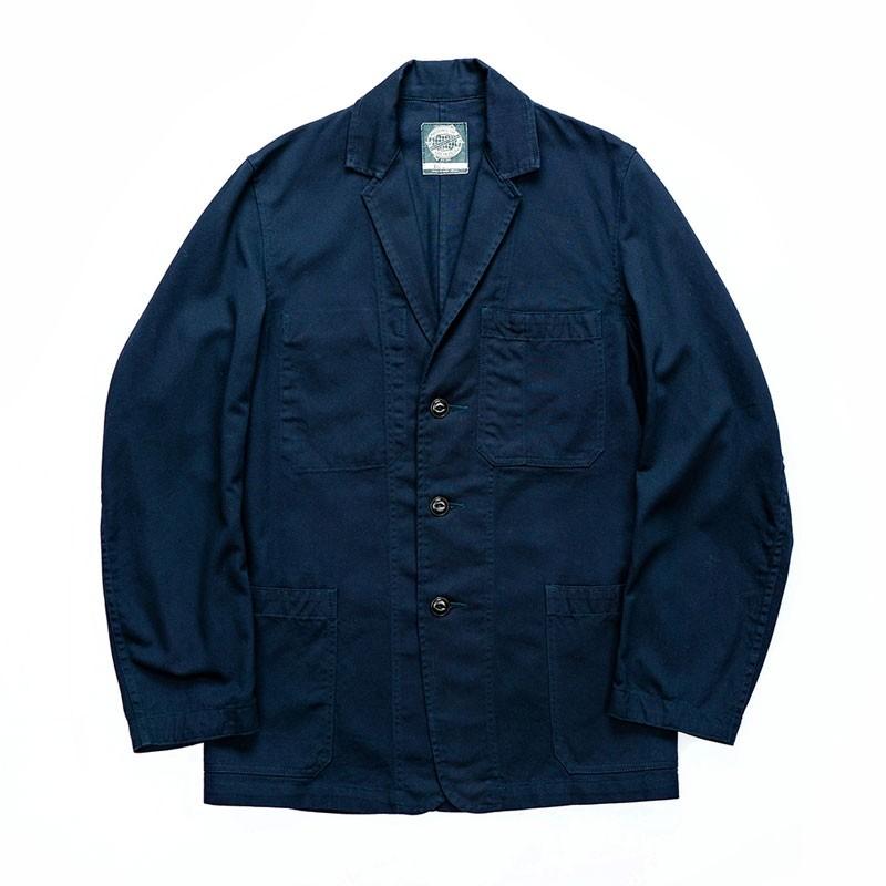 Yarmouth Oilskins Engineer Jacket – Navy