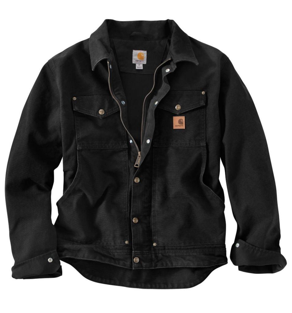 Carharrt Berwick Jacket : Black