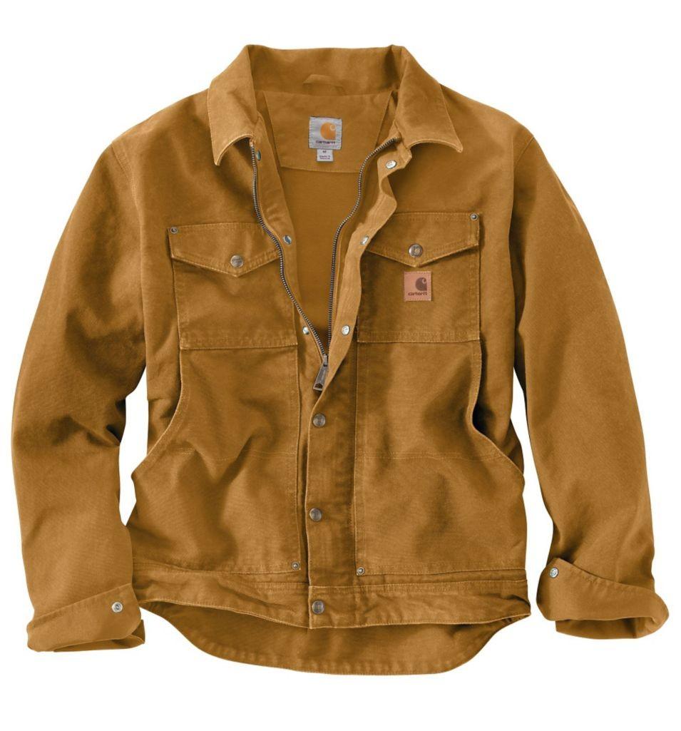 Carharrt Berwick Jacket : Carhartt Brown