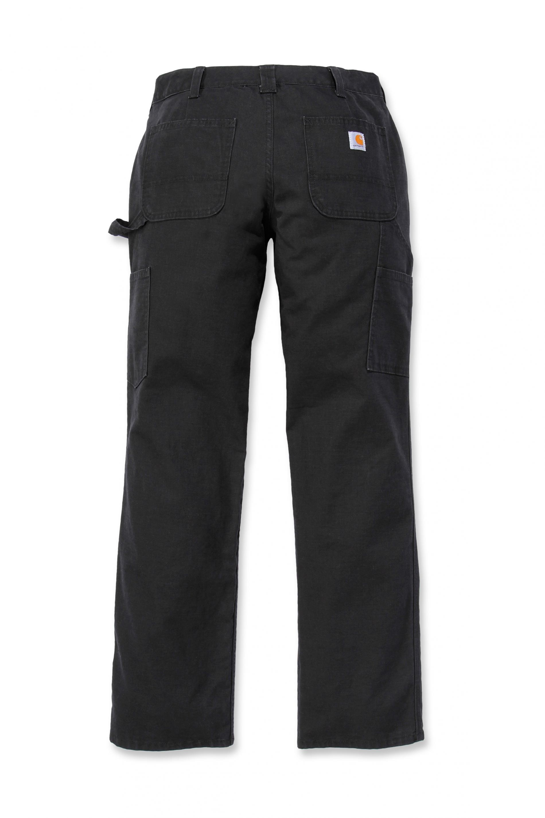Carhartt Womens Crawford Pant : Black