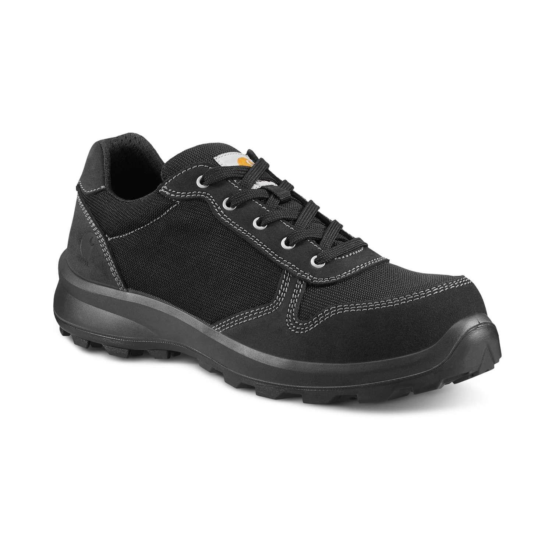 Carhartt Michigan Low Safety Shoe : Black
