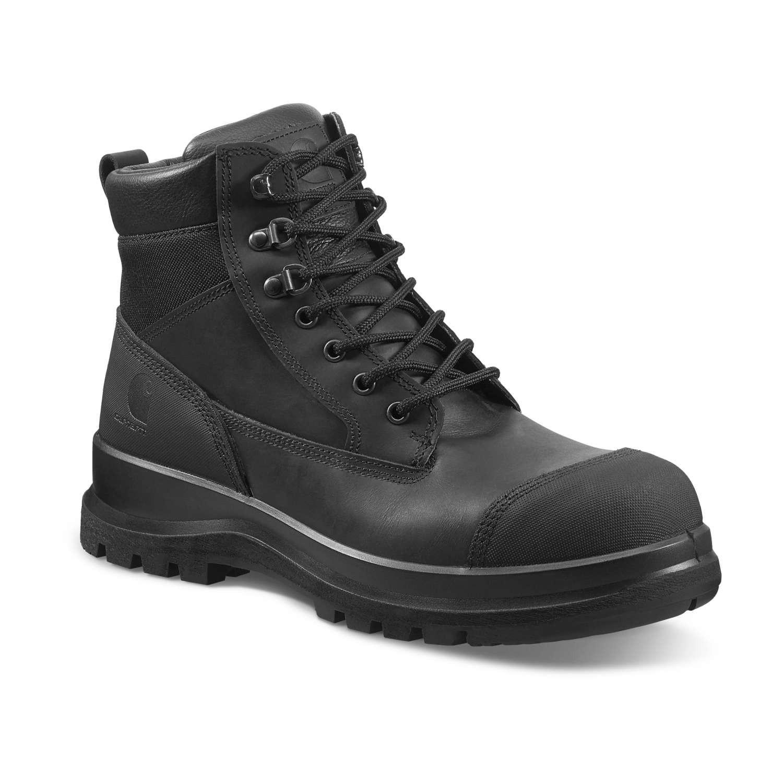 "Carhartt Detroit 6"" Safety Boot : Black - VAT FREE"