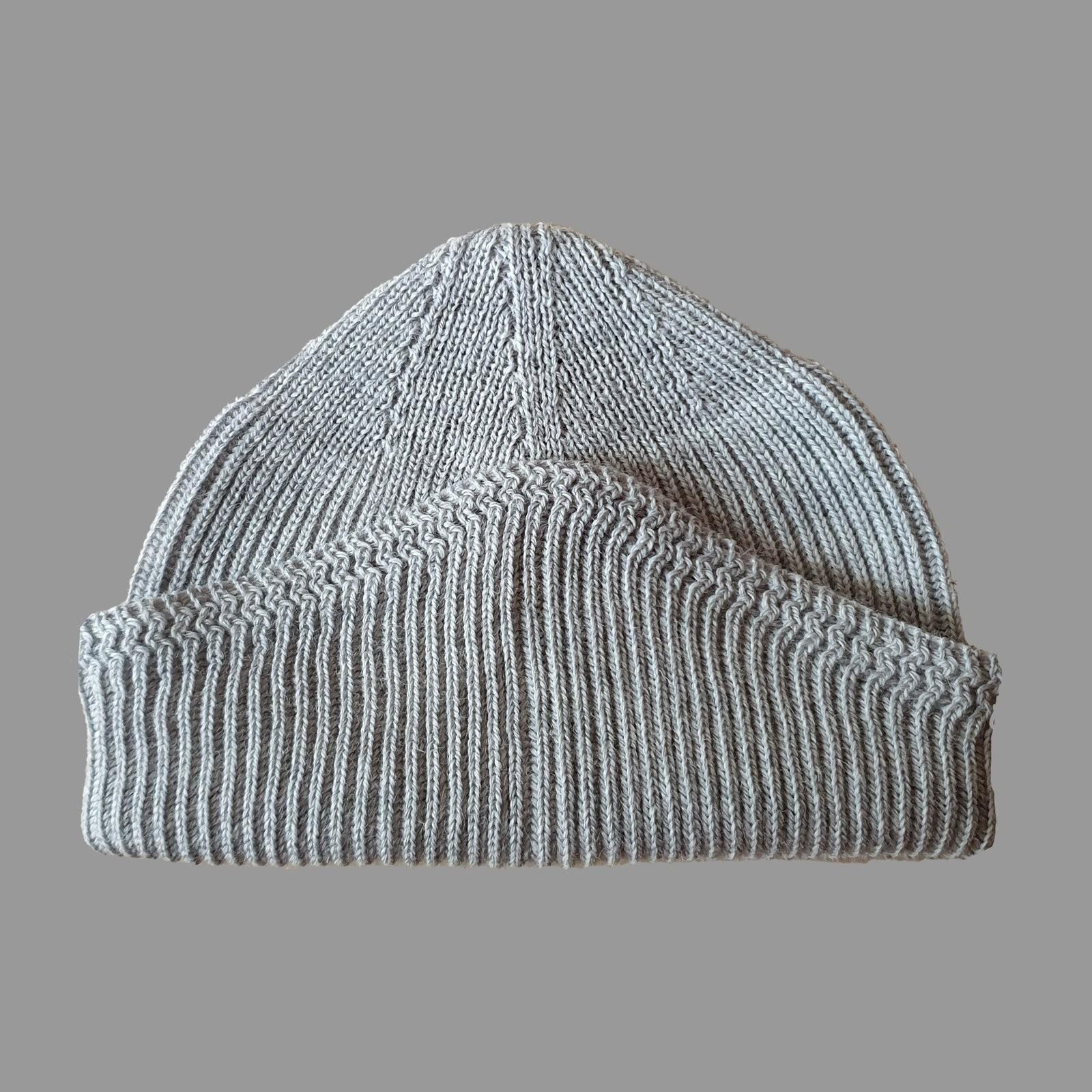 NSC DECK HAT : GREY