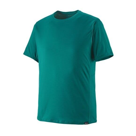 Patagonia Men's Capilene Cool Lightweight Shirt : Borealis Green