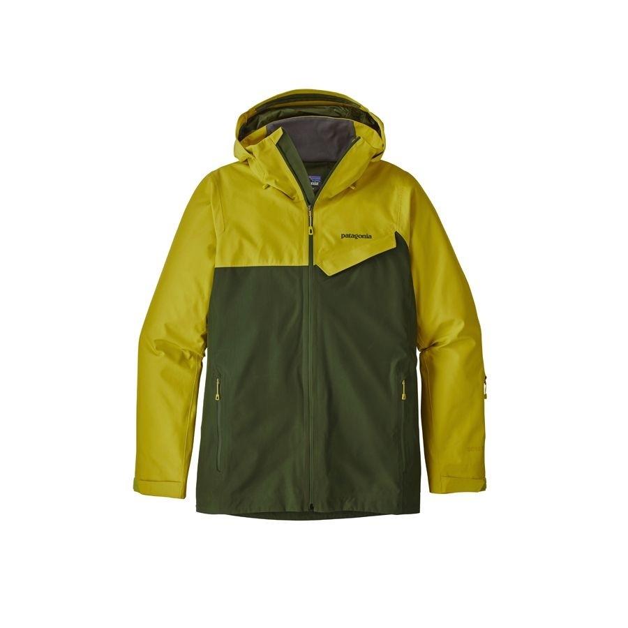 Patagonia Mens Powder Bowl Jacket : Fluid Green