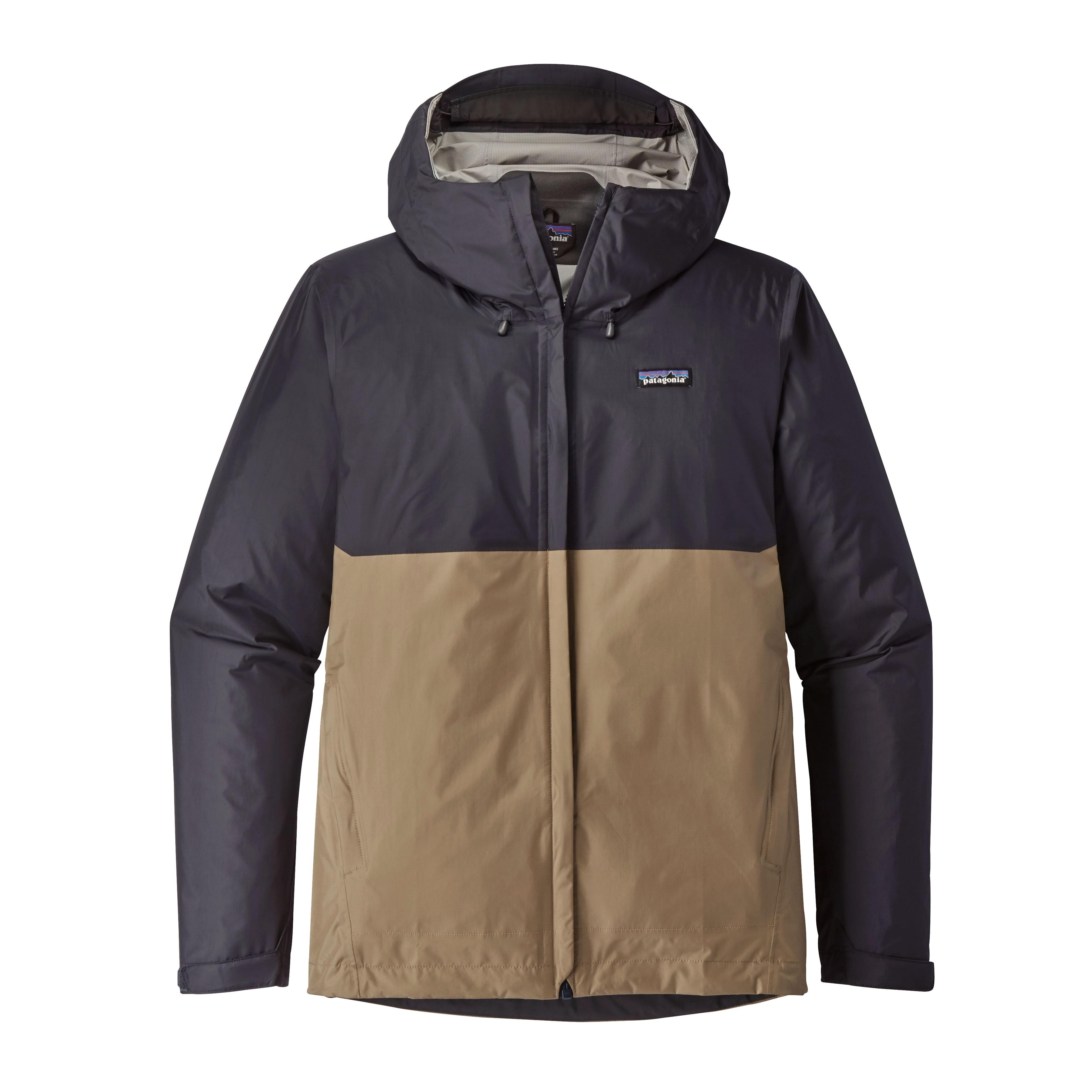 Patagonia Smoulder Blue Torrentshell Jacket