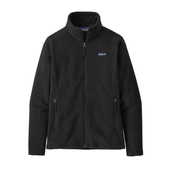 Patagonia Women's Classic Synchilla Fleece Jacket : Black