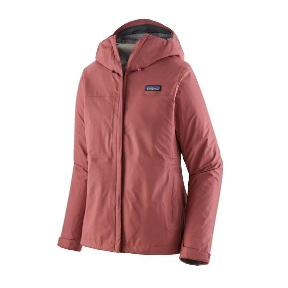 Patagonia Women's Torrentshell 3L Waterproof Jacket : Rosehip