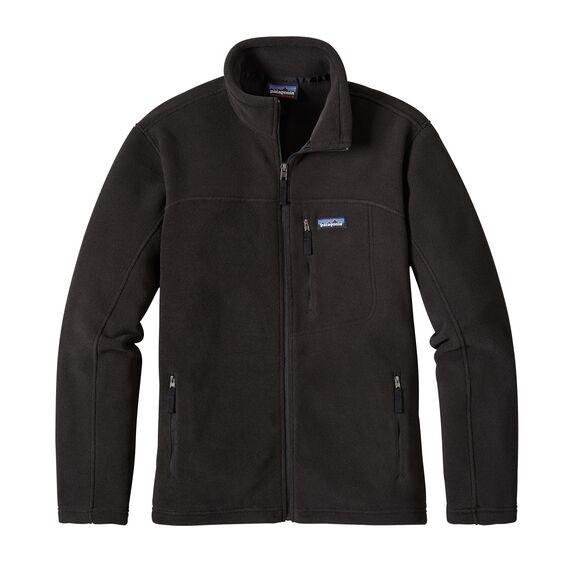 Patagonia Men's Classic Synchilla® Fleece Jacket : Black
