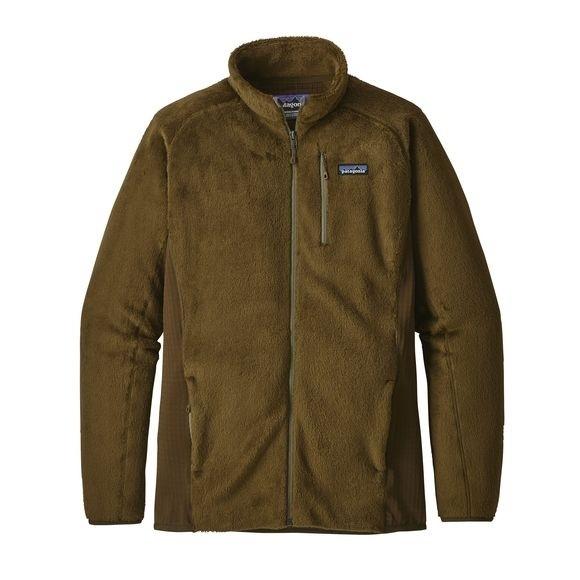Patagonia Mens R2 Fleece Jacket : Sediment