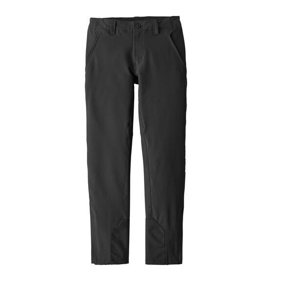 Patagonia Womens Crestview Pants - Regular   Black