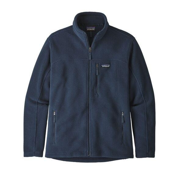 Patagonia Men's  Classic Synchilla Fleece Jacket : New Navy