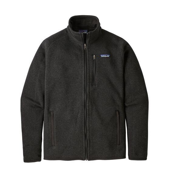 Patagonia Men's Better Sweater Fleece Jacket : Black