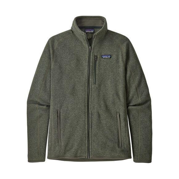 Patagonia Men's Better Sweater Fleece Jacket : Industrial Green