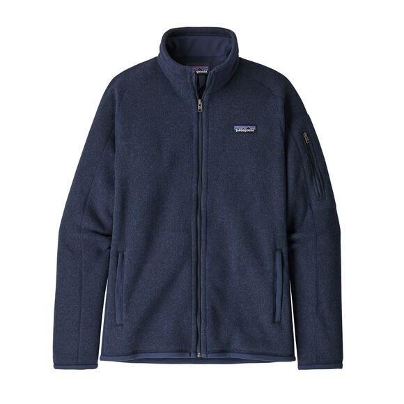 Patagonia Women's Better Sweater Fleece Jacket : New Navy