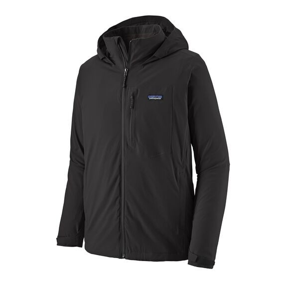 Patagonia Men's Quandary Jacket : Black