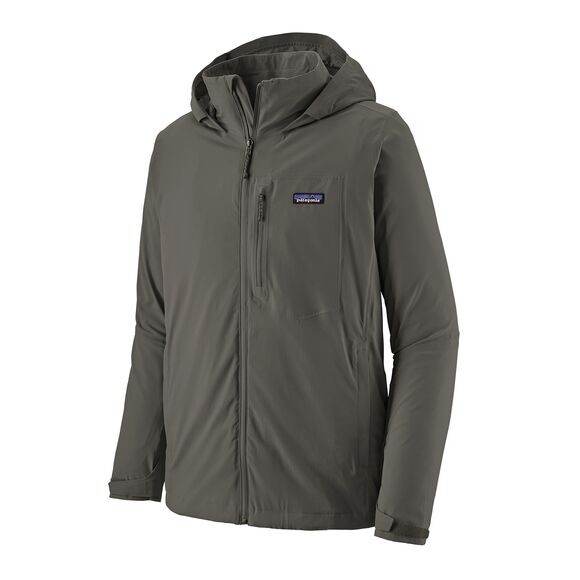 Patagonia Men's Quandary Jacket : Forge Grey