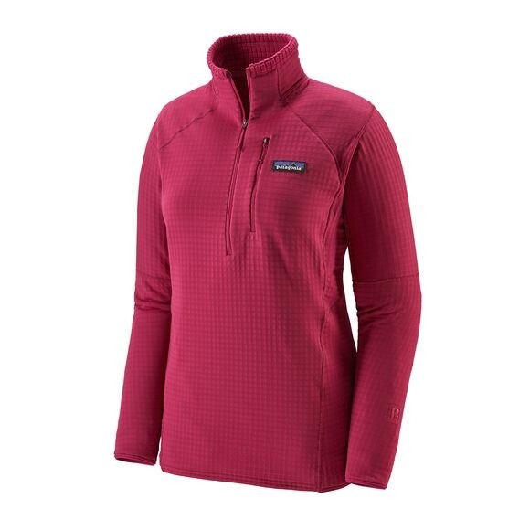 Patagonia Women's R1 Fleece Pullover : Craft Pink