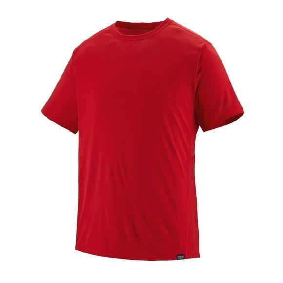 Patagonia Men's Capilene Cool Lightweight Shirt : Fire
