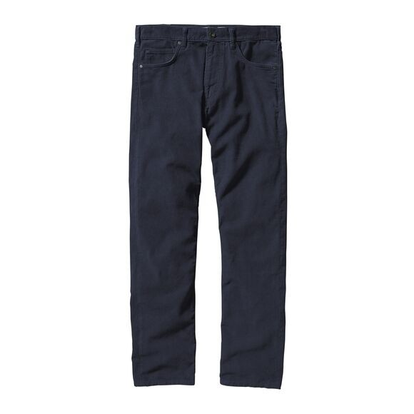 Patagonia Men's Straight Fit Cords : New Navy