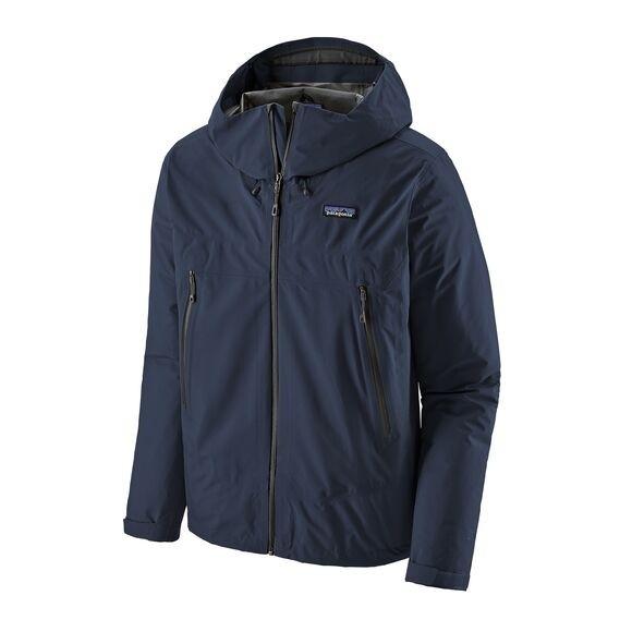 Patagonia Men's Cloud Ridge Jacket : Navy Blue