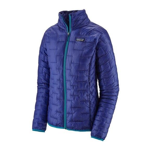 Patagonia Women's Micro Puff® Jacket : Cobolt Blue