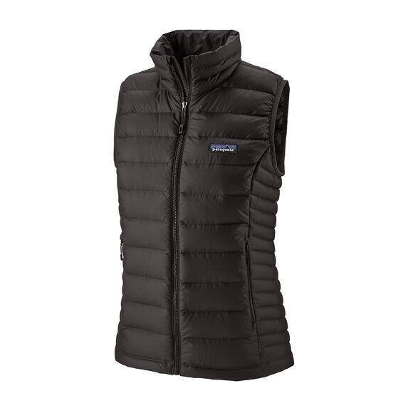 Patagonia Women's Down Sweater Vest : Black