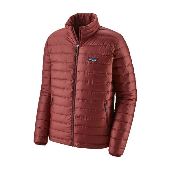 Patagonia Down Sweater : Oxide Red